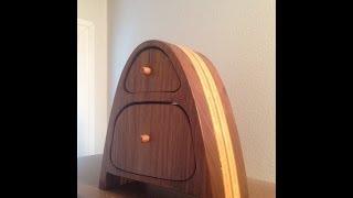 St. Louis Style Bandsaw Box