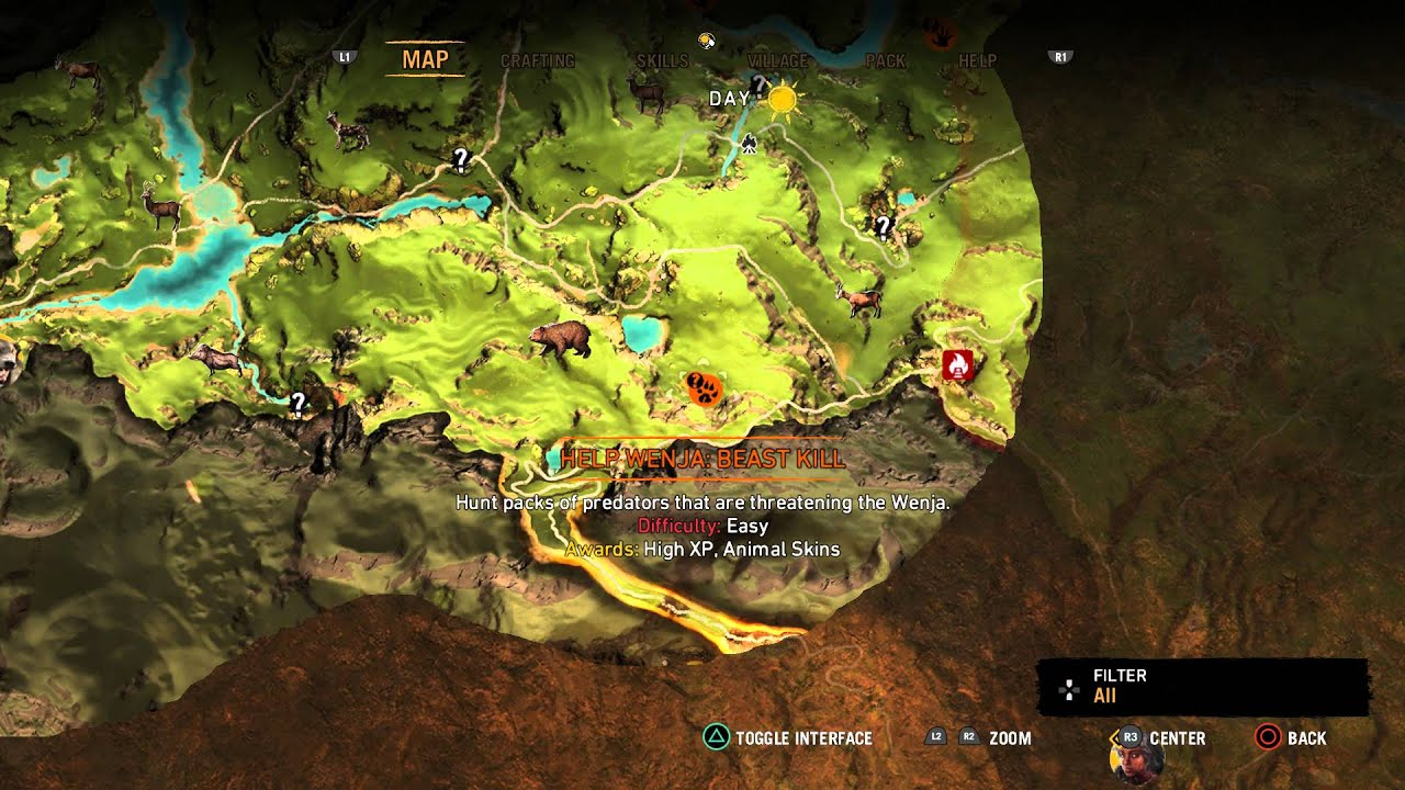 Far Cry Primal The Lost Wenja Message Jayma Wogah