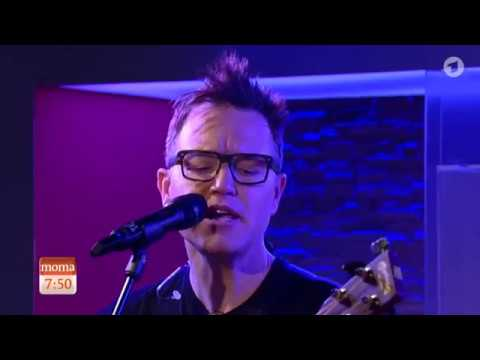 blink182  Bored To Death Acoustic @ Morgenmagazin  15112016