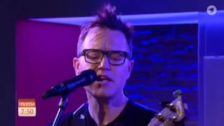 blink 182 bored to death acoustic morgenmagazin 15112016