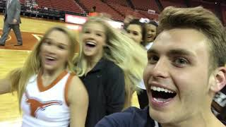 TRICKING DURING UNIVERSITY OF TEXAS HALFTIME SHOW😱🔥