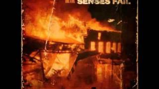 Senses Fail - Saint Anthony w/ Lyrics
