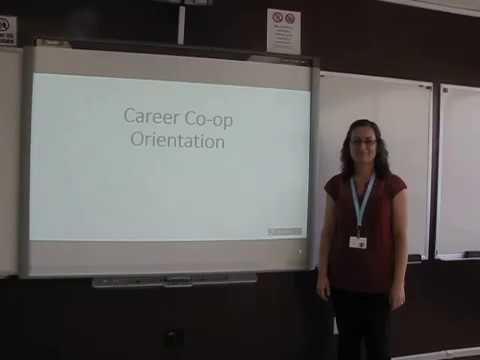 LCC Career Coop Orientation