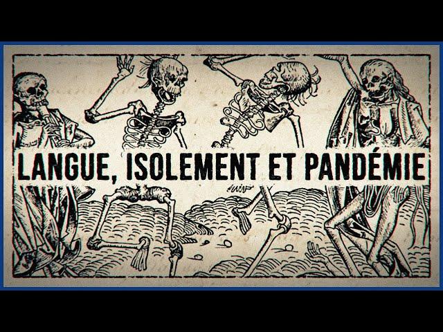 L'IMPACT INSOUPÇONNÉ de la PESTE sur nos LANGUES - MLTP#40