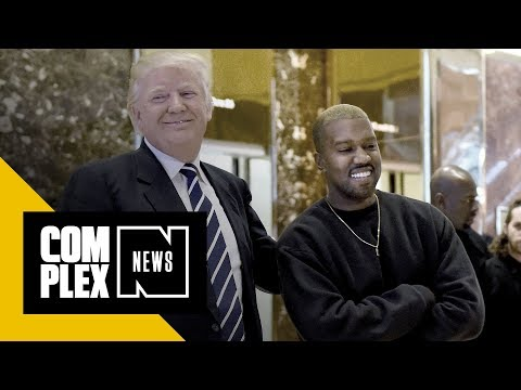 Chance, Lupe Fiasco, and Others Respond to Kanye's Pro-Trump Comments