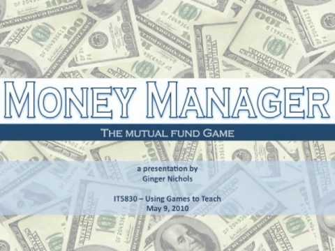 Money Manager The Mutual Fund Game