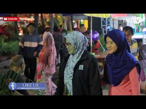 Culinary Night Di Teras Cisadane Kota Tangerang [Tangerang TV]