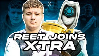 Joined XTRA Gaming! | Reet