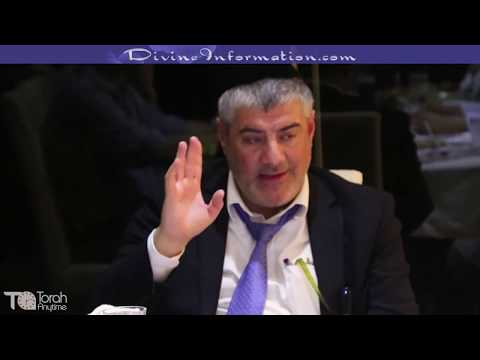 Rabbi Mizrachi In San José Costa Rica - Things That Destroy The Parnasa (Living)