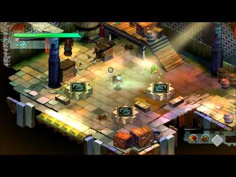 Bastion Gameplay (PC, 1080p)