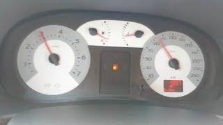Renault Clio Symbol Benzin Lambası Sorunu