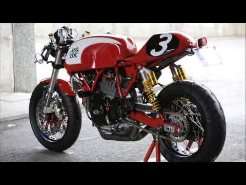 ducati cafe racer youtube. Black Bedroom Furniture Sets. Home Design Ideas