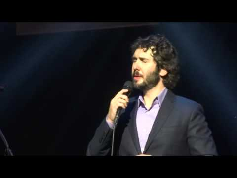 Josh Groban - Somewhere over the rainbow (Live @ Zénith de Paris)