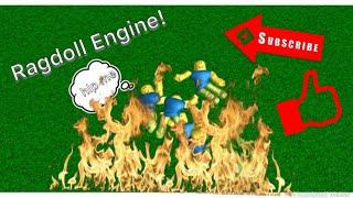 | Roblox| | Ragdoll Engine| (secret guest!)