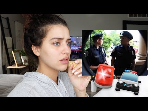 My Husband Called the Cops on Me