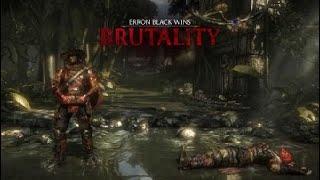 Mortal Kombat XL cripteria94vs Red-Clone part 3