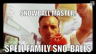 Spell Family Snoballs Youtube Commercial For Snowball Stand