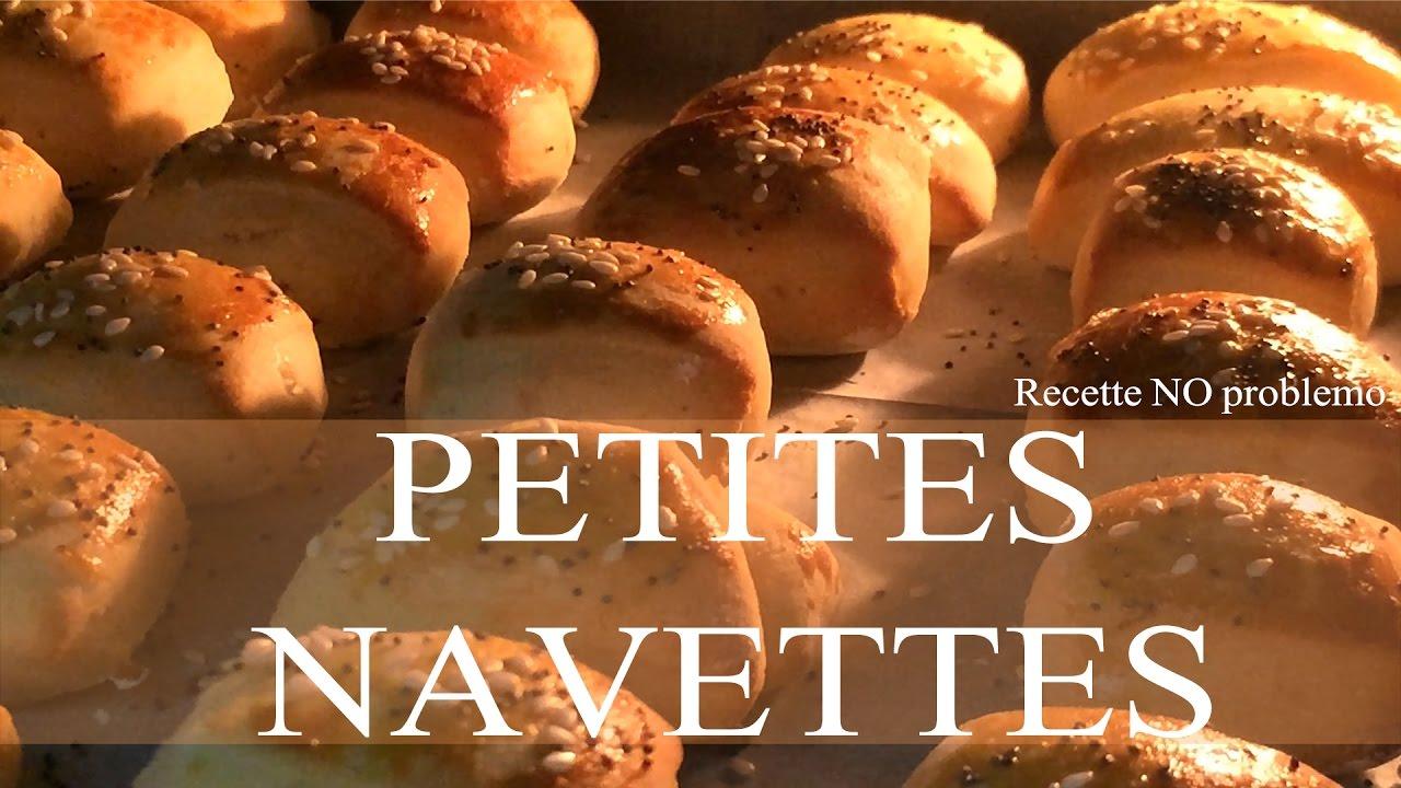 Populaire Petites navettes | Recette NO problemo - YouTube BS59
