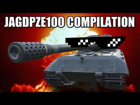 JagdpzE100 Compilation - 동영상