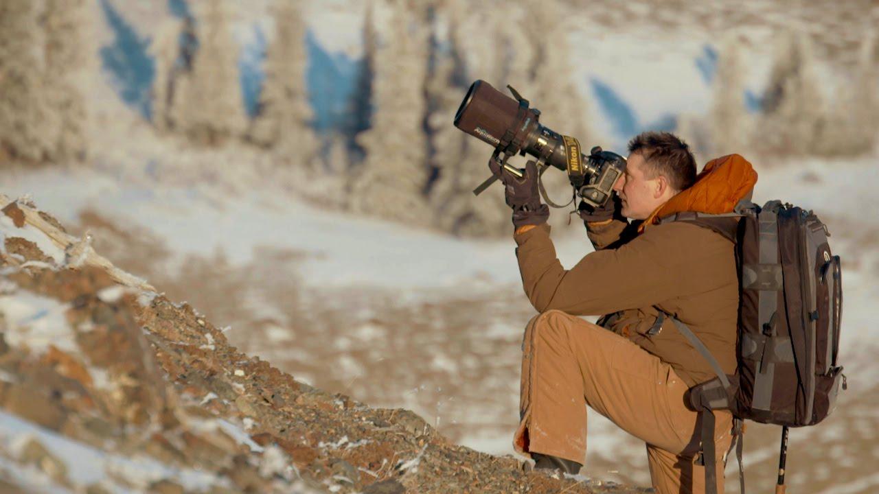 Episode 1: Peter Mather, Wildlife Photographer (Northern ...