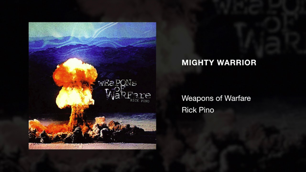 Mighty Warrior // Rick Pino // Weapons of Warfare - YouTube