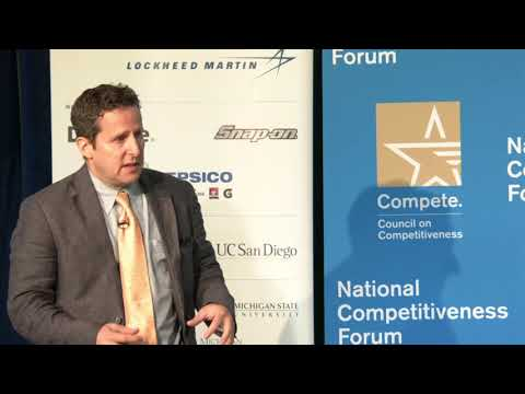 2017 National Competitiveness Forum (Part 3)