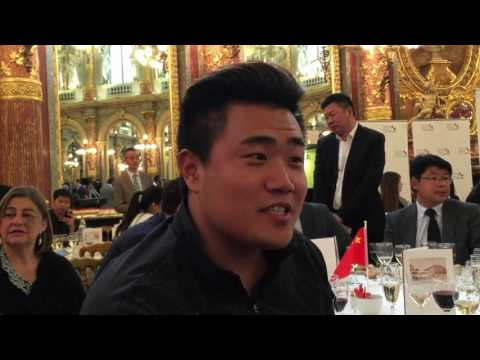 Reportage BFM Paris au Chinese Business Club