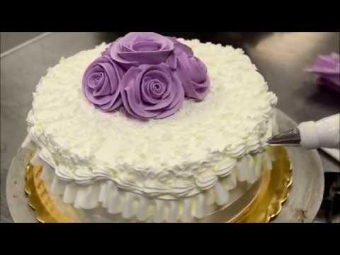 Украшение тортов | Украшение торта на день рождения своими руками