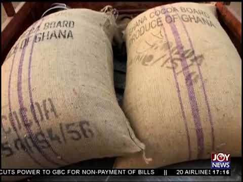 Petroleum Downstream Sector - Business Live on JoyNews (17-11-17)