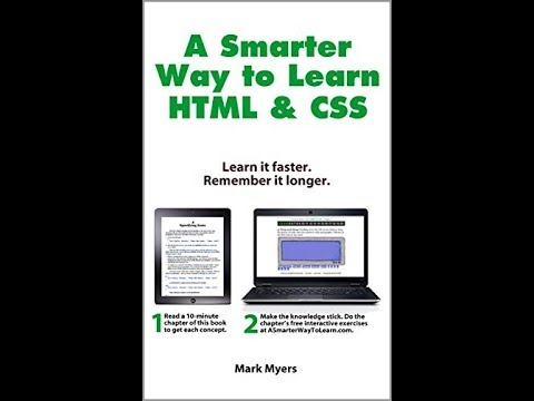 A Smarter Way To Learn HTML And CSS Learn It Faster  Remember It Longer