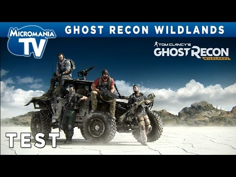 [TEST] Ghost Recon Wildlands donne le vertige !