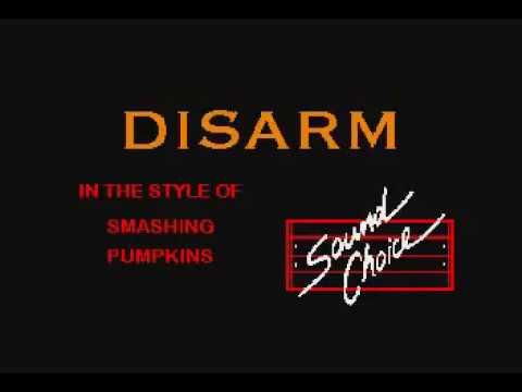 Smashing Pumpkins   Disarm (karaoke)