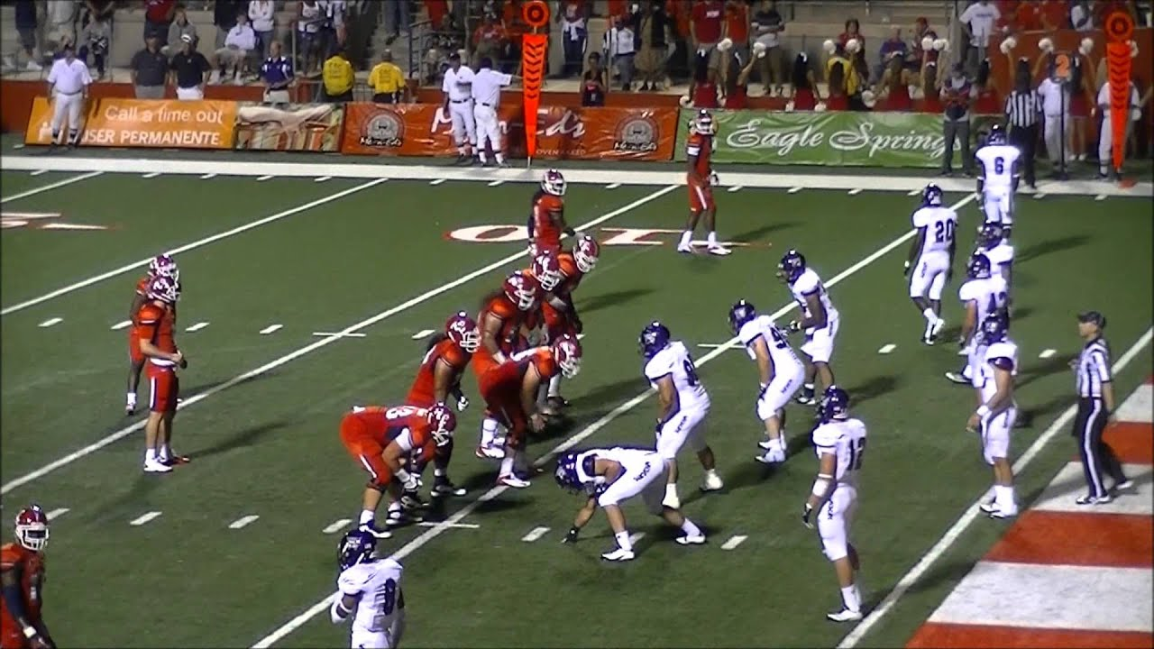 Milton Knox Scores Td In Fresno State Vs Weber State Football Game