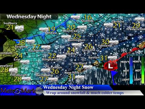 Thanksgiving Major Northeast Snowstorm Quickcast Update : Nov 26, 2014