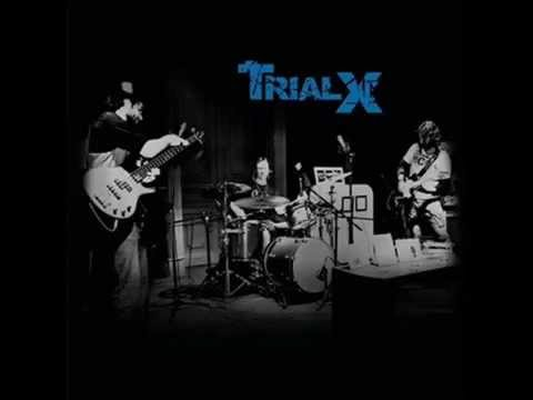 Trial X - Trial X  Full album Jazz-Fusion-Rock-Funk