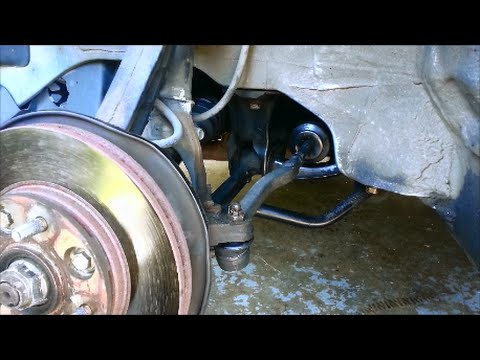 Tie Rod Replacement 1994 Honda Accord Youtube. Tie Rod Replacement 1994 Honda Accord. Honda. 2007 Honda Accord Tie Rod Diagram At Scoala.co