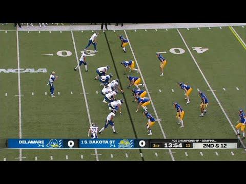 2021 NCAA FCS Championship Semifinal - Delaware vs South Dakota State