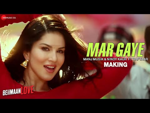 Mar Gaye - Making | Beiimaan Love | Sunny...