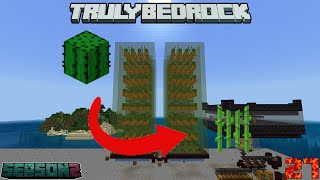 Truly Bedrock Season 2 Episode 27: Turning Cactus Into Sugar Cane