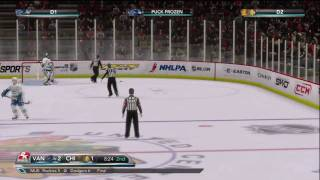 NHL 2K10 HD Gameplay Episode 2