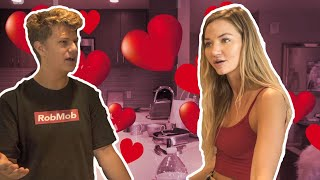 Erika Costell Gives Me Dating Advice