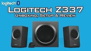 Logitech Z337 | Unboxing, Setup, Sound Tests & Review