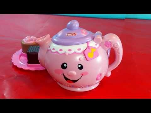 Fisher Price Tea Set Laugh and Learn