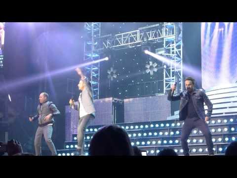 Big Reunion Christmas Party Tour: 911 - Party People Friday Night/Love Sensation (Live, Nottingham)