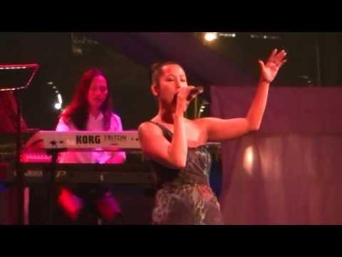Live Performance 2 by Vanessa Fernandez - The Gift Box: DECADE @ Esplanade Outdoor Theatre