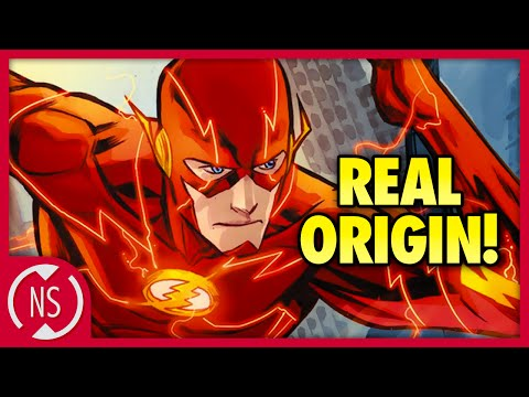 The REAL Origin of The Flash! ⚡ || Comic Misconceptions || NerdSync
