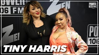 Tiny Harris On New Music, 'Xscape' Biopic, And Opinion On Chris Brown!
