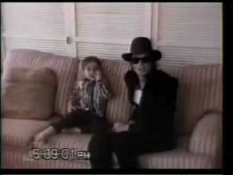 Michael Jackson in Neverland -  RARE Footage