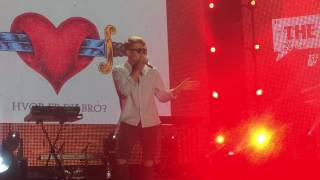 Bro - Hvor er du bro - Live Til The Voice 16