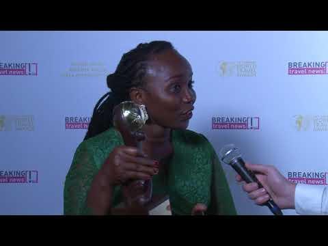Lydia Nandudu, director, Nkuringo Bwindi Gorilla Lodge